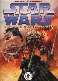Star Wars : L'empire des ténèbres #4 [1992]