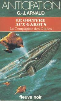 La Compagnie des Glaces : Le Gouffre aux Garous [#17 - 1984]