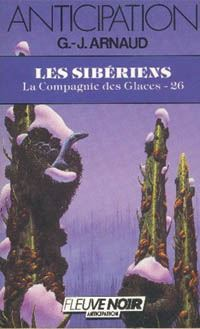 La Compagnie des Glaces : Les Sibériens [#26 - 1986]