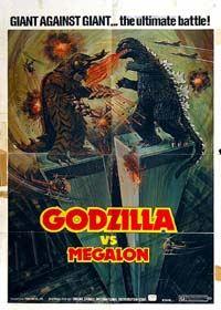 Godzilla contre Megalon [1976]