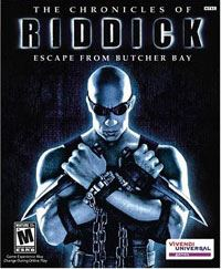 Les chroniques de Riddick : The Chronicles of Riddick : Escape from Butcher Bay [2004]
