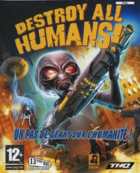 Destroy All Humans ! [2005]