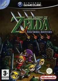 The Legend of Zelda : Four Swords Adventures [2004]