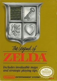 The Legend of Zelda #1 [1987]
