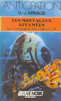 La Compagnie des Glaces : Les Montagnes affamées [#32 - 1987]