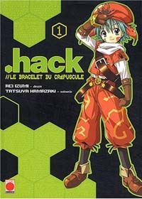Hack://Le bracelet du crépuscule [#1 - 2004]