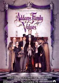 Les Valeurs de la famille Addams [#2 - 1993]