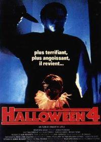 Halloween, la nuit des masques : Halloween original : Halloween 4 [1988]