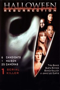 Halloween, la nuit des masques : Halloween original : Halloween resurrection #8 [2002]