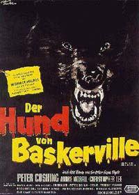 Sherlock Holmes : Le Chien des Baskervilles [1959]