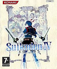 Suikoden IV - PS2
