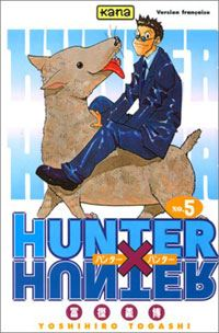 Hunter X Hunter 5 [2000]
