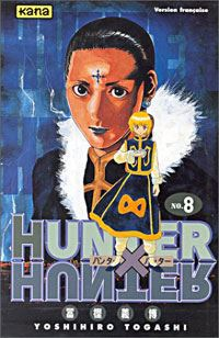 Hunter X Hunter 8 : Hunter X Hunter