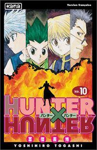 Hunter X Hunter 10 : Hunter X Hunter