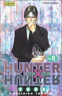 Hunter X Hunter 11 [2002]