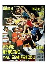 L'Espion qui venait du surgelé [1966]