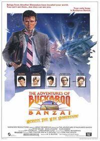 Les Aventures de Buckaroo Banzai [1986]