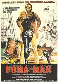 L'Incroyable homme-puma [1980]