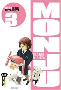 Monju, au service de la justice : Monju [#3 - 2008]