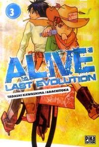 Alive Last Evolution #3 [2008]