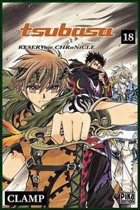 Tsubasa, Reservoir Chronicle #18 [2008]