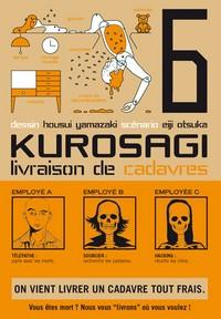 Kurosagi, livraison de cadavres #6 [2008]