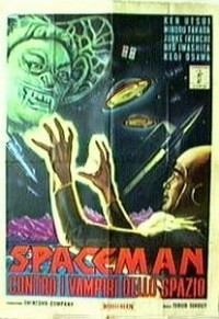 Super Giant / Starman : Super Giant : Spaceman contre les vampires de l'espace [Episode 3 - 1957]