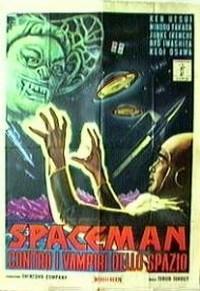 Super Giant / Starman : Super Giant : Spaceman contre les vampires de l'espace Episode 3 [1957]