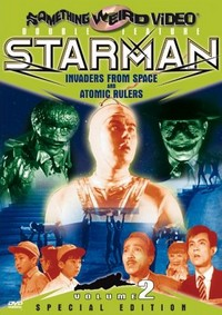 Super Giant / Starman : Invaders from Space [1964]
