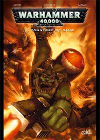 Warhammer 40 000 : Tonnerre de Sang #3 [2008]