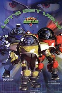 Affreux vilains martiens [2002]