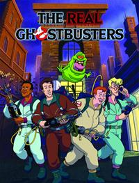 SOS Fantômes : The Real Ghostbusters [1986]