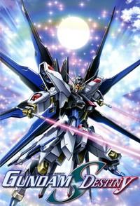 Mobile Suit Gundam Seed Destiny [2004]