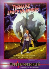 Teenage Space Vampires [1999]