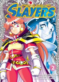 Slayers - Knight of Aqua Lord #2 [2009]