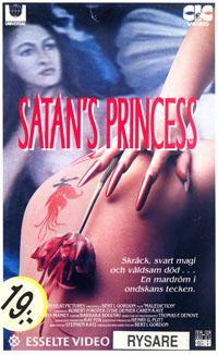 La princesse de Satan