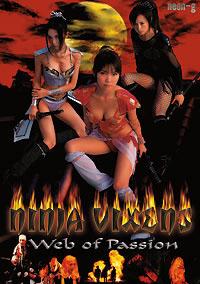 Ninja Vixens - Web of Passion