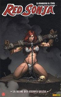 Red Sonja : La Reine des steppes gelées #4 [2009]