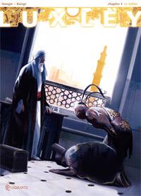 Luxley : Le Sultan #4 [2009]