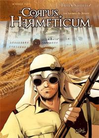 Corpus Hermeticum : Les larmes du désert #3 [2008]