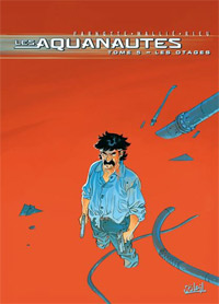 Les Aquanautes : Les otages [#5 - 2006]
