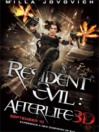 Resident Evil : Afterlife 3D [2010]