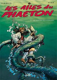Les ailes du phaeton : Le ventre de kashoum #1 [1997]