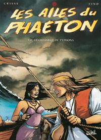 Les ailes du phaeton : Le chasseur de typhons #4 [1998]