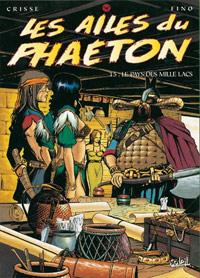 Les ailes du phaeton : Le pays des mille lacs [#5 - 1999]