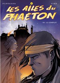 Les ailes du phaeton : Le complot #8 [2003]