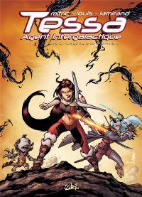 Tessa, Agent Intergalactique : Là où il y a de la gemme... #5 [2009]
