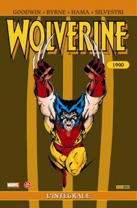 X-Men : L'intégrale Wolverine 1990 [2009]