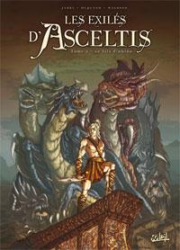 Les Exilés d'Asceltis : Le Fils d'Obion [#2 - 2008]