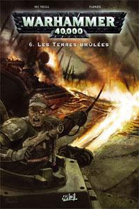 Warhammer 40 000 : Les Terres brulées #6 [2009]